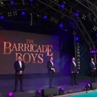 VIDEO: The Barricade Boys Perform at West End Live Video