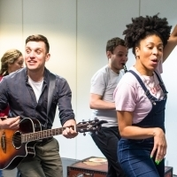 Photo Flash: In Rehearsal with A MIDSUMMER NIGHT'S DREAM Photos