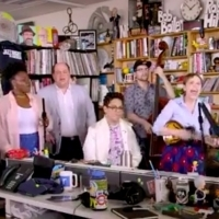 VIDEO: BE MORE CHILL Performs at NPR's Tiny Desk Photo
