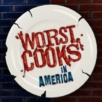Bobby Flay Is Back to Lead Culinary Boot Camp with Anne Burrell on WORST COOKS IN AME Photo