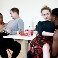 Photo Flash: First Look at THE ACTOR'S NIGHTMARE at Park Theatre