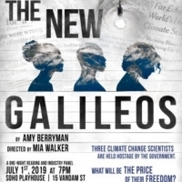 Mightee Shero Productions Presents THE NEW GALILEOS