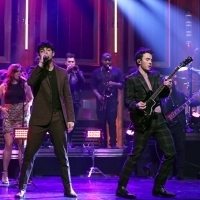 VIDEO: The Jonas Brothers Perform 'Only Human' on THE TONIGHT SHOW Photo