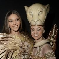 Photo Flash: Beyonce Meets THE LION KING on Broadway's Nala, Sydnee Winters Photo