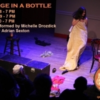 MESSAGE IN A BOTTLE Comes To QED For Three Show Run Photo