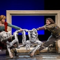 Photo Flash: First Look at Barrington Stage Company's INTO THE WOODS Photo