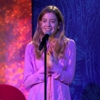 VIDEO: DEAR EVAN HANSEN Star Mallory Bechtel Performs 'Only Us' at TED-Ed Weekend Video