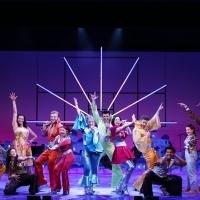BWW Review: MAMMA MIA! at Connecticut Repertory Theatre Photo