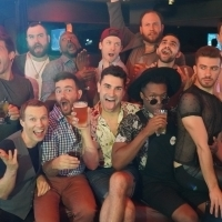 Photo Flash: CAMP MORNING WOOD Celebrates Opening Night Photos