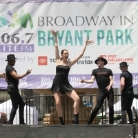 BE MORE CHILL, OKLAHOMA!, BEETLEJUICE, and More Set For Broadway In Bryant Park Photo