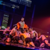 VIDEO: Watch Adam Perry and Company Strip Down in Broadway Bares 'Ground Crew'