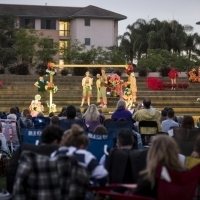 LMU's Shakespeare On The Bluff Summer Festival Presents AS YOU LIKE IT And PERICLES Photo