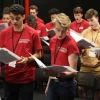 Photo Flash: Rehearsals Are Underway For the 2019 Jimmy Awards! Photo