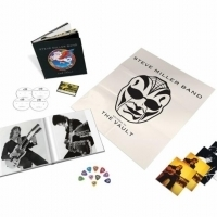 Steve Miller To Release Three CD/DVD Rarities Box