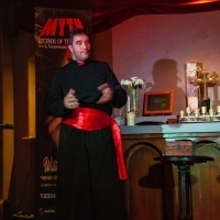 BWW Feature: MYTH: LEGENDS OF THE ARTISAN at Artisan Las Vegas Photo