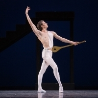 Brendan Saye Promoted To Principal Dancer Photo