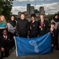 Ai Weiwei's New Flag Launches A Week Of Activity For Human Rights