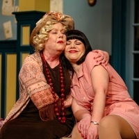 Photo Flash: HAY FEVER Comes to Tacoma Little Theatre Photos