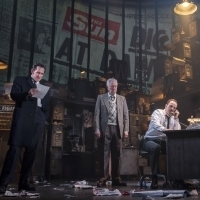 BWW Flashback: INK Concludes Broadway Run