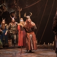 Photo Flash: BLACKBEARD Sails Into Signature Theatre