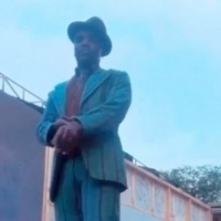VIDEO: Sharrod Williams Takes Over Instagram at The Muny's Guys and Dolls!