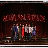 FREEZE FRAME: Meet the Cast & Creative Team of MOULIN ROUGE! on Broadway