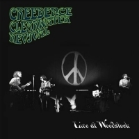 Craft Recordings To Release Creedence Clearwater Revival's LIVE AT WOODSTOCK 8/2