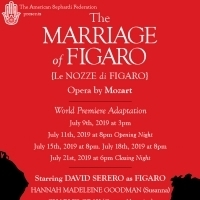 THE MARRIAGE OF FIGARO (Nozze Di Figaro) By Mozart Is Coming To Off-Broadway This July