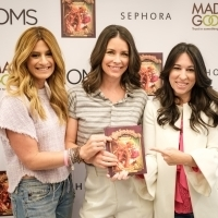 Photo Coverage: THE MOMS at Sephora with Evangeline Lily and Made Good Foods