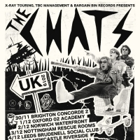 The Chats Announce UK Tour