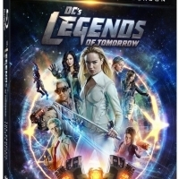 DC'S LEGENDS OF TOMORROW The Complete Fourth Season on Blu-ray & DVD 9/24