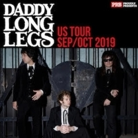 Daddy Long Legs Announce Fall U.S. Tour, LOWDOWN WAYS Out Now