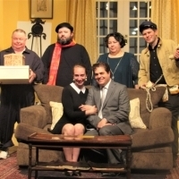 Photo Flash: Granite Theatre Presents BAREFOOT IN THE PARK Photos
