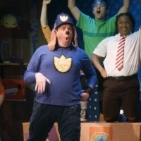 VIDEO: A Look At DOG MAN: THE MUSICAL At The Lucille Lortel Theatre