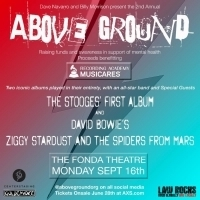 Dave Navarro, Billy Morrison Rejoin Forces For Second Annual 'Above Ground' Concert
