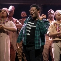 BWW Review: Michael R. Jackson's Clever and Tuneful A STRANGE LOOP Zeros In On The Ex Photo
