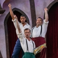 BWW Review: SHAKESPEARE'S LONG LOST FIRST PLAY at The Shakespeare Theatre of NJ's Outdoor Stage Delights