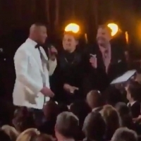 VIDEO: Christopher Jackson and Anthony Ramos Sing '96,000' From IN THE HEIGHTS During a Commercial Break at the Tonys