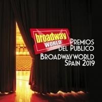 Candidatos a las nominaciones de los Premios del Público BroadwayWorld Spain 2019