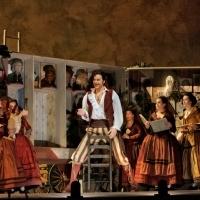 Bartlett Sher's production of Rossini's IL BARBIERE DI SIVIGLIA To Screen At The Ridg Photo
