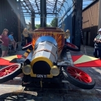 CHITTY CHITTY BANG BANG Comes to Theatre In The Park Photo