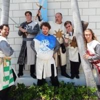 Entr'Acte Theatrix' MONTY PYTHON'S SPAMALOT Opens At The Crest Theatre, June 20 Photo