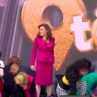 VIDEO: 9 TO 5 Performs at West End Live