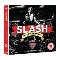 Slash feat. Myles Kennedy And The Conspirators LIVING THE DREAM TOUR Live Concert Due Out 9/20