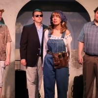 Photo Flash: A First Look at MAMMA MIA! At The Way Off Broadway Dinner Theatre Photo