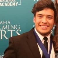 JIMMYS BLOG: Meet a Nominee from the Nebraska High School Theater Academy, Drew Sinna Photo