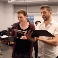 BWW TV: Watch Kate Shindle, Tony Yazbeck, Betsy Wolfe & More Rehearse for INTO THE WO Video