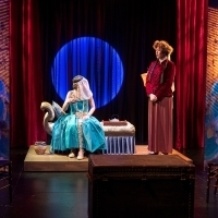 BWW Review: Layered stories trapped in the dense dialogue of [VEIL WIDOW CONSPIRACY]  Photo
