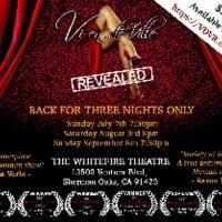 Multi Award-Winning Solo Show VIXEN DEVILLE REVEALED Returns Photo