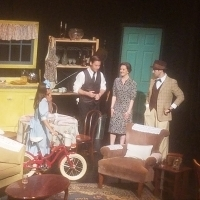 BWW Review: The Wingless Beauty of BIRDS OF PARADISE at Theater For The New City Photo